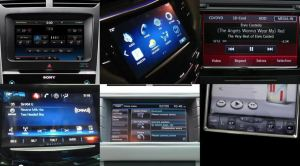 Touchscreen Interfaces on cars these days, too similar to the button/knob paradigm that preceded it.